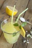 Свежий холодный лимонад имбиря стоковые изображения