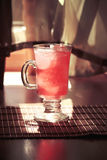 Свежий холодный коктеил Стоковое Фото