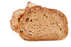 Свежий хлеб, отрезанный хлеб Стоковое фото RF