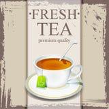 свежий чай Стоковая Фотография RF