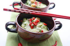 свежий японский салат Стоковое фото RF
