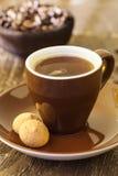 Свежий espresso Стоковое Фото