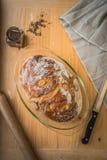 свежий homebaked хлеб Стоковое Фото