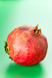 свежий pomegranate стоковое изображение rf