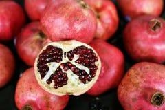 свежий pomegranate Стоковое Фото