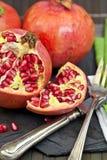 Свежий pomegranate Стоковая Фотография RF