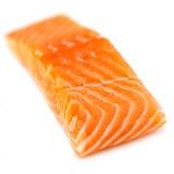 Свежий Salmon ломтик Стоковые Изображения