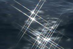 сверкная вода Стоковые Фото
