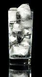 сверкная вода Стоковое Изображение