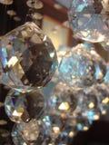 Сверкная кристаллы Стоковое Изображение