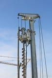 сверлильные трубы установки Стоковая Фотография