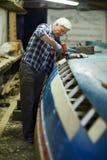 Сверлить внутри мастерскую стоковая фотография rf