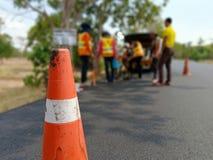 Сверлить для дорожного покрытия асфальта стоковая фотография