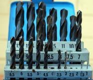 сверло коробки битов Стоковые Фотографии RF