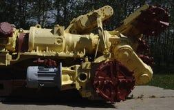 Сверля машина для сверля tunaley, сверля машина Стоковое Изображение RF
