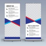 Сверните вверх шаблон дизайна знамени, вертикаль, абстрактную предпосылку, дизайн тяги поднимающий вверх, современное x-знамя, ра Стоковое фото RF