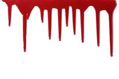 Свернутая кровь стоковая фотография