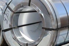 Свернутая сталь Стоковые Изображения
