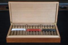 Свернутые сигары в группе Стоковая Фотография RF