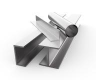 Свернутый металл Стоковое фото RF