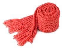 Свернутый шарф Стоковое Изображение RF