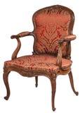 Сверстница стула руки винтажная античная старая стильная Стоковая Фотография RF