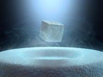 сверхпроводимость Стоковое Изображение