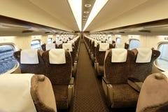 Сверхскоростной пассажирский экспресс Стоковая Фотография RF