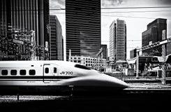 Сверхскоростной пассажирский экспресс Стоковые Изображения RF