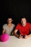 Сверлильные видеоигры стоковое изображение rf