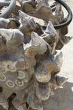 Сверля машина - конец-вверх сверла масла Стоковая Фотография