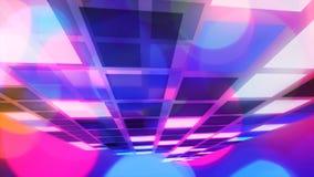света абстрактной предпосылки цветастые Стоковая Фотография