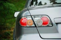 света автомобиля Стоковые Фото