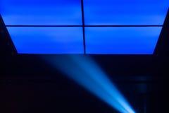Света лазер, света на этапе стоковые изображения rf
