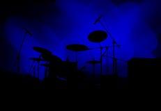 света барабанчиков Стоковые Изображения RF