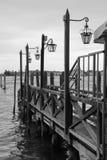 Света Венеции стоковые фотографии rf
