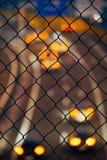 Света в ноче стоковое изображение rf