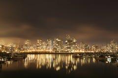 света города Стоковые Изображения RF
