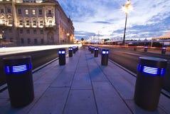 света города Стоковые Фото
