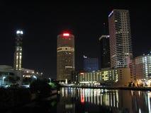 света города Стоковое Фото