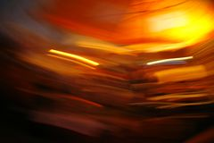 света города Стоковое фото RF