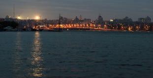 света города Стоковые Фотографии RF