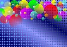 света диско предпосылки бесплатная иллюстрация