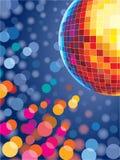 света диско стоковые фото