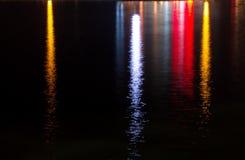 Света и отражения Стоковая Фотография RF
