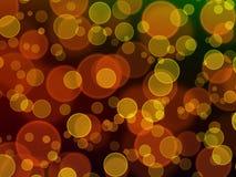 Света круга Стоковое Фото