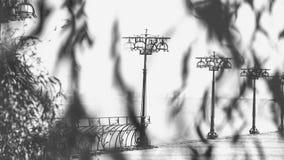 Света на обваловке Днепропетровска Стоковая Фотография