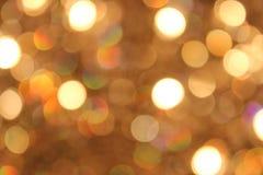 света нерезкости предпосылки Стоковое Изображение