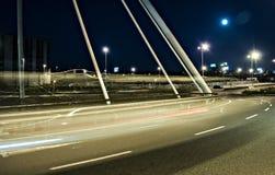 Света ночи Стоковые Изображения RF