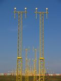 света посадки Стоковая Фотография RF